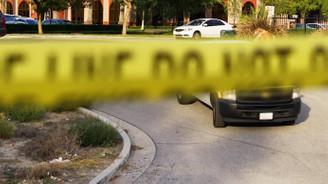 ABD'de üniversite yakınında silahlı saldırı