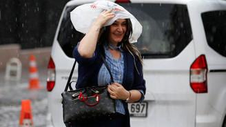 İstanbul'da sağanak etkili olacak