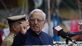 Hindistan'da Cammu Keşmir Başbakanı istifa etti