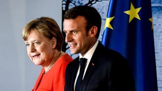 Merkel ve Macron'dan AB için ortak girişim