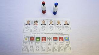 Oy pusulaları PTT'ye emanet