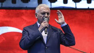 Başbakan'dan İnce'ye FETÖ cevabı: Birisi seni işletmiş