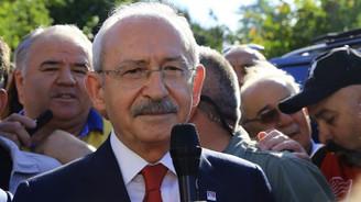 Kılıçdaroğlu: Şehitler ve Gaziler Yüksek Kurulu'nun kurulması lazım