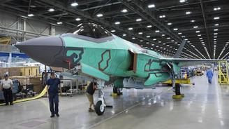 ABD Senatosu'na rağmen F35'ler geliyor