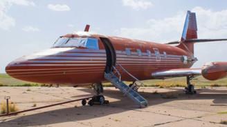 Elvis'in özel jeti internetten satışta