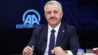 Arslan: 1.5 milyon kişiye istihdam sağlanacak
