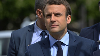 Macron'dan AB ülkelerine yaptırım çağrısı