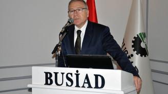 BUSİAD: Üretimi artıracak çözümler hayata geçirilmeli