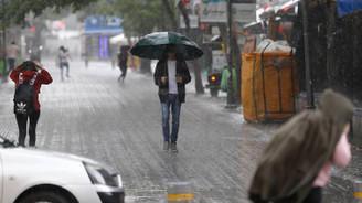 Marmara, Ege ve Karadeniz için kuvvetli sağanak uyarısı