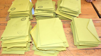 Düzce'de itiraz üzerine oylar yeniden sayılıyor