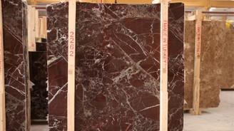Elazığ'ın vişne mermeri ABD'de mekanları süsleyecek