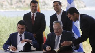'Yunanistan-Makedonya' kararına veto