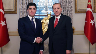 Neçirvan Barzani'den Erdoğan'a tebrik mesajları