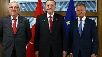 AB'den Erdoğan'a tebrik mektubu