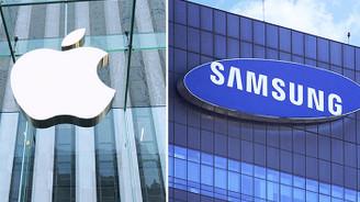 Apple ve Samsung patent davasında anlaştı