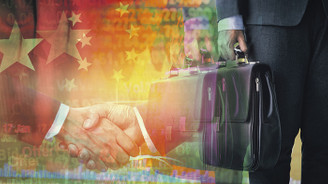 Çinli bin şirketin 'yol'u Türkiye'ye düştü