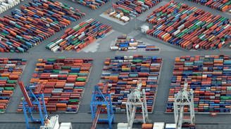 Dış ticaret açığı mayısta yüzde 6 arttı