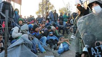 Avrupa Konseyinden Yunanistan'a sığınmacı uyarısı