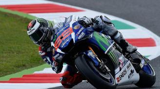 İtalya'da zafer Lorenzo'nun