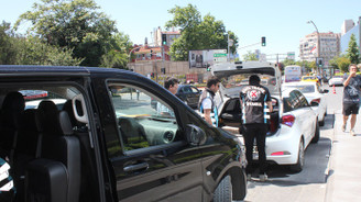 İstanbul'da 'Uber' denetimi