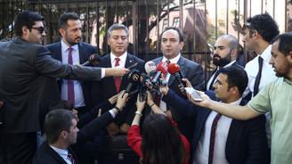 CHP'li heyet Gülen dosyalarını inceledi
