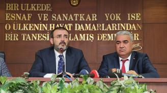 Ünal: CHP'nin Kandil operasyonundan haberi yok