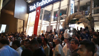 Doha'da Türk Fashion Center AVM açıldı