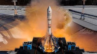 Kazakistan'da Soyuz MS-09 kapsülü uzaya fırlatıldı