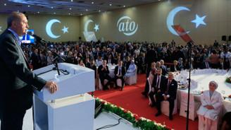 Erdoğan: Paranızı sisteme sokun