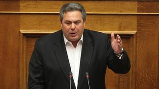 Yunanistan Savunma Bakanı'ndan Bozdağ'a yanıt