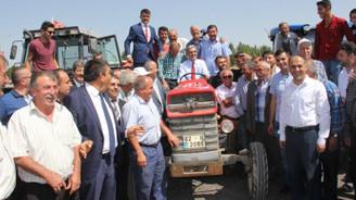 Konya Şeker'den çiftçiye 44 milyon TL'lik nakit avans
