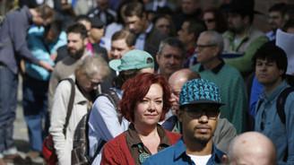 ABD'de işsizlik başvuruları 4 haftanın dibinde
