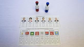 Cumhurbaşkanı adaylarının propaganda konuşma sırası belirlendi