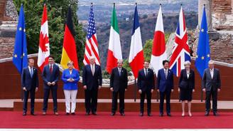 G7 liderleri Kanada'da toplanıyor