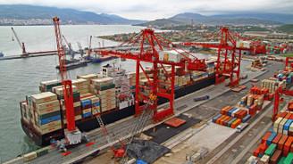İthalat miktar artışında ihracatı solladı