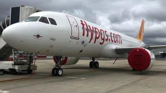Pegasus yeni uçağını teslim aldı