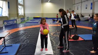 Türkiye Sportif Yetenek Taraması'nın ilk etabı tamamlandı