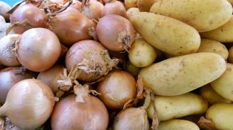 Markette en fazla soğanın fiyatı arttı