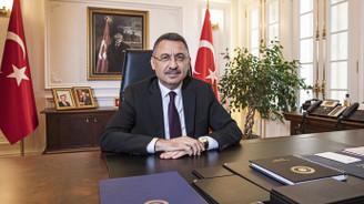 Cumhurbaşkanı Yardımcısı Oktay'dan ilk açıklama