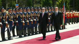 Yeni dönemin ilk ziyareti Azerbaycan'a