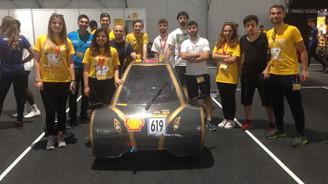 Hidrojenli araçla Avrupa şampiyonu oldular