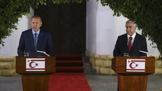 Erdoğan: Adil ve kalıcı bir çözüm bulunması gayemizdir