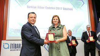 'Türkiye'nin itibar maratonu'ndan DÜNYA'ya ödül