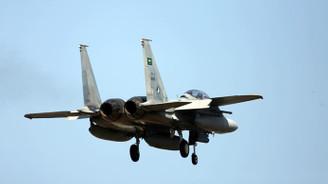 Suudi Arabistan savaş uçağı düştü