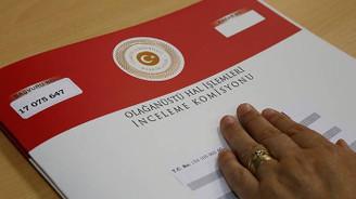 Meclis'te 15 Temmuz düzenlemeleri