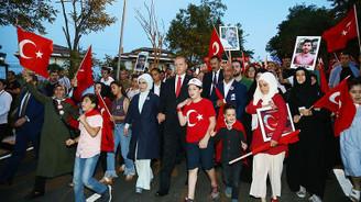 Cumhurbaşkanlığından '15 Temmuz' yürüyüşüne davet