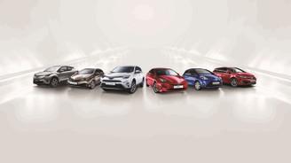 Toyota, hibritte gaza bastı