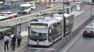 Metrobüs bugün 2. Köprü'yü kullanacak