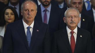 CHP'de parti içi muhalefetten 'İnce' hesaplar