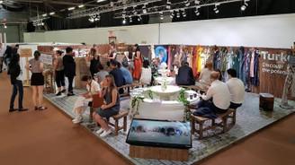 Türk tekstilciler New York'ta gövde gösterisi yaptı